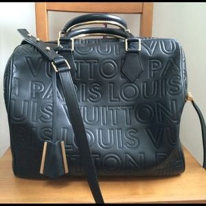 Louis Vuitton Limited Edition Speedy Cube