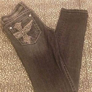REDUCED! Miss me jeans