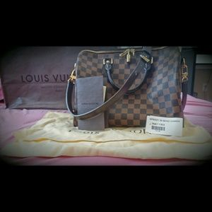 Louis Vuitton Speedy Bandoulier 30