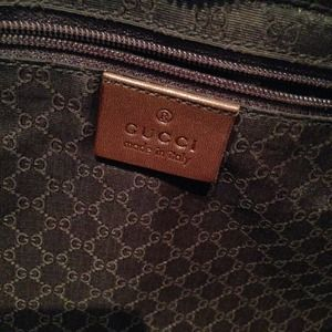 Gucci Handbags - Vintage Gucci shoulder bag