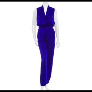 Rachel Zoe Shawl Collar Jumpsuit  Host Pick 