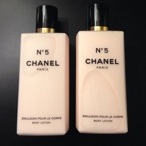 a9fc10bdbbe CHANEL Other - 2 bottles Chanel N•5 body lotion