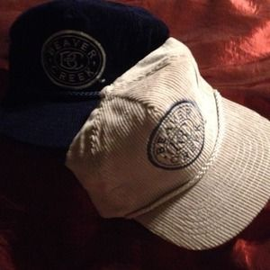 Accessories - Corduroy Caps