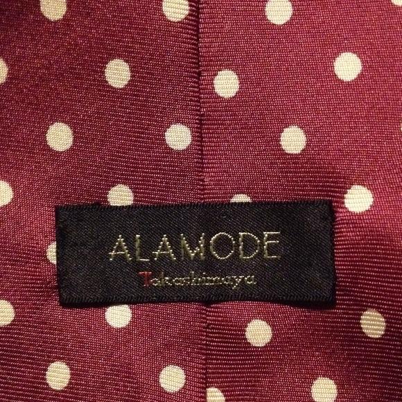 Alamode Accessories - 100% Silk necktie