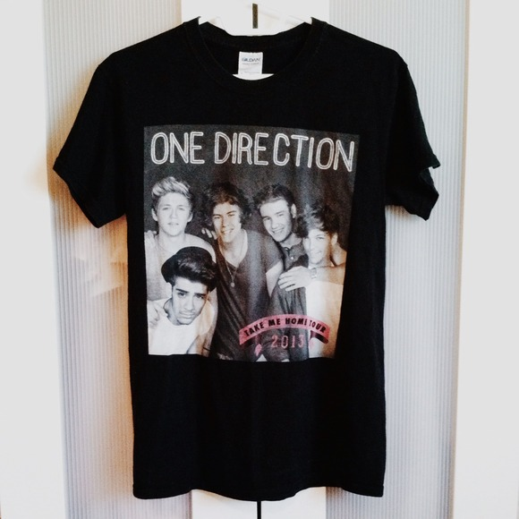 1d Tops One Direction Take Me Home 23 Tour Shirt Poshmark