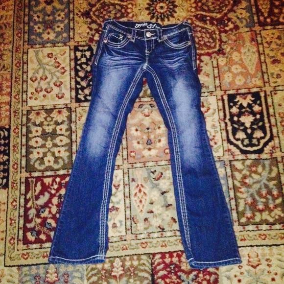 60e6e0df7ba Amethyst Denim - Series 31 Amethyst Jeans