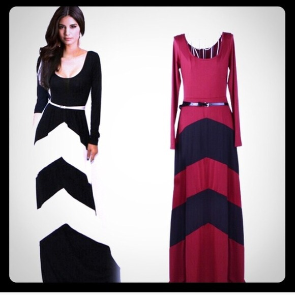 Rekais plus size maxi dress
