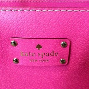 kate spade Bags - 🚫SOLD🚫 NWOT Kate Spade Wellesley Bag in Hot Pink
