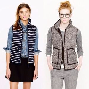 READ BELOW: J. Crew Puffer Vest