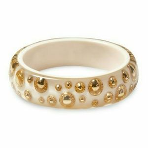 Marc jacobs transparant bangle
