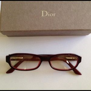 95378840d8 Dior Eyeglass Frames With Rhinestones - Bitterroot Public Library