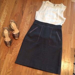 Rebecca Taylor dress size 10 fits like an 8