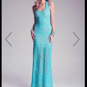 New bebe maxi dress!