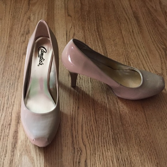 33% off Candie's Shoes - Candies nude heels! from Meghan's closet ...