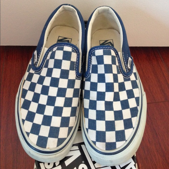 42dd3bc4ca27c6 Buy checkered vans poshmark - 58% OFF!