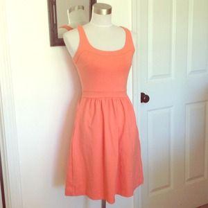 Cynthia Rowley Dresses - Cynthia Rowley Peach Dress