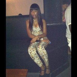 77806b1d6739 Pants - Nicki Beez In the Trap Catsuit!