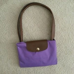 c1c676ed92ff Hello Kitty Bags - Purple Hello kitty (longchamp inspired) tote