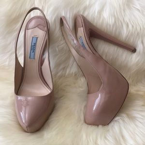2 HOUR SALEPRADA sling back pump
