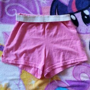 Soffe Pants - 💞Pink Soffe Shorts