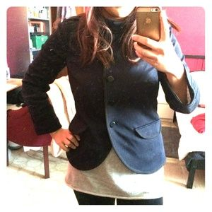 MARC JACOBS Military Jacket Coat Blazer