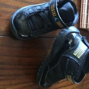 Jordan concords size 3c new condition Jordan gamas 6c ... cc8f2ad27