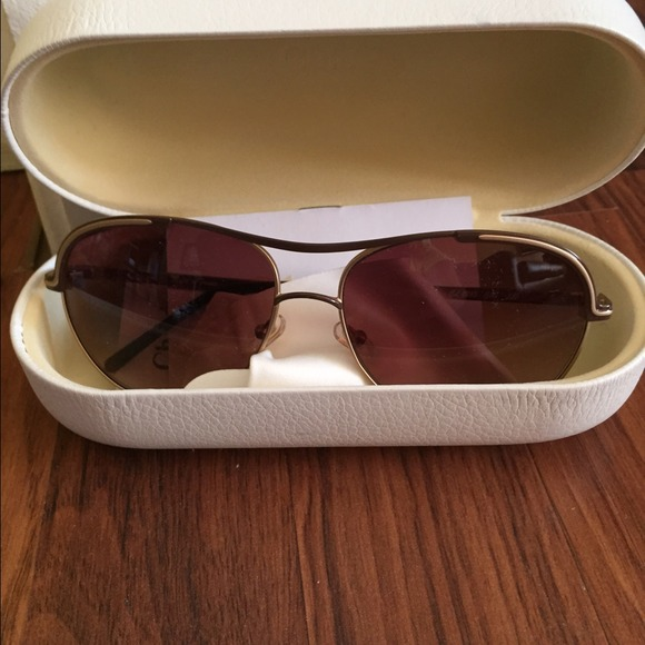 925fe580c127 Chloe Accessories - Chloe sunglasses new w box certificate