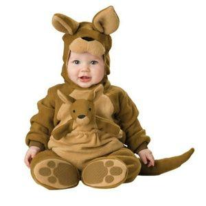 Rompin Roo Infant Baby Kangaroo Halloween Costume