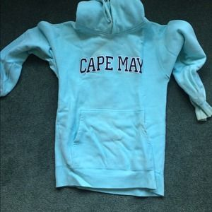 Cape may sweatshort