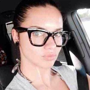 Designer style thick nerd eyeglasses