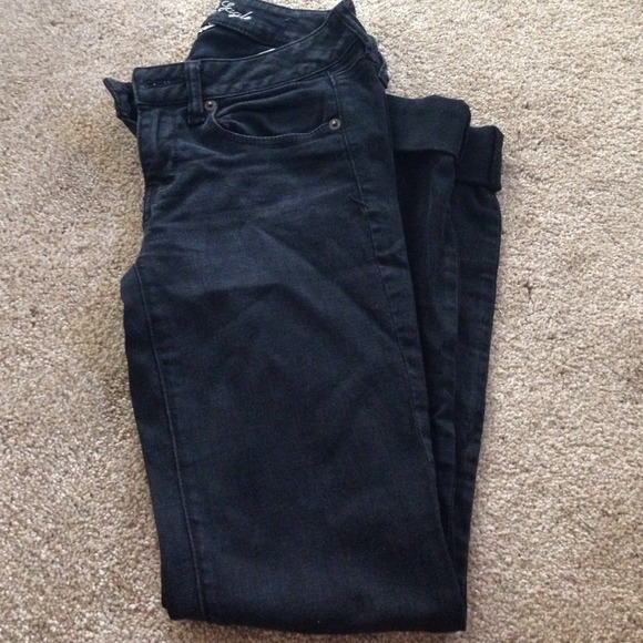 American Eagle Outfitters Jeans - American Eagle black skinny jeans