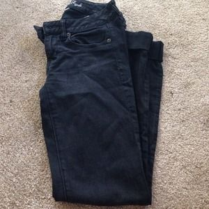 American Eagle Outfitters Denim - American Eagle black skinny jeans