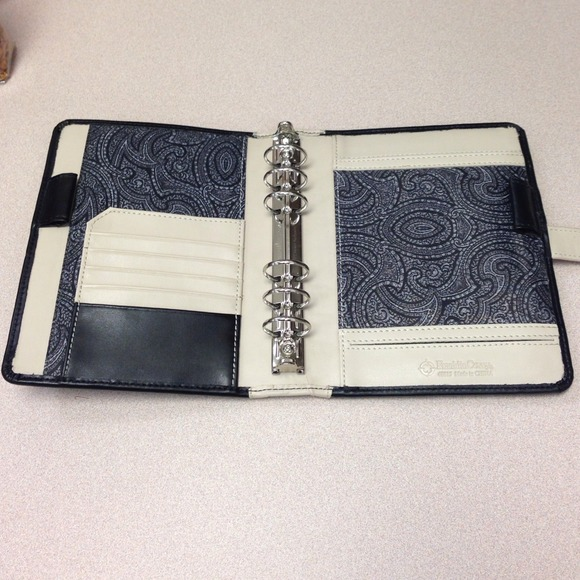 Franklin Covey Compact Binder From