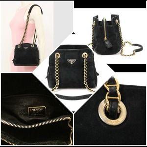 Prada - Camel brown prada shoulder bag ?cyber sale from Liz\u0026#39;s ...