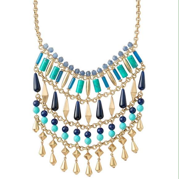 Stella & Dot Jewelry | New Stella Dot Malta Bib Statement ...