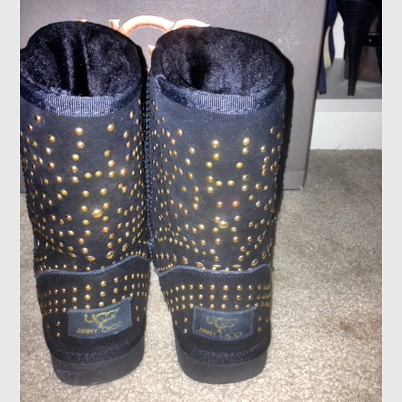 84 Off UGG Boots Studded Uggs From Glamgirls Closet On
