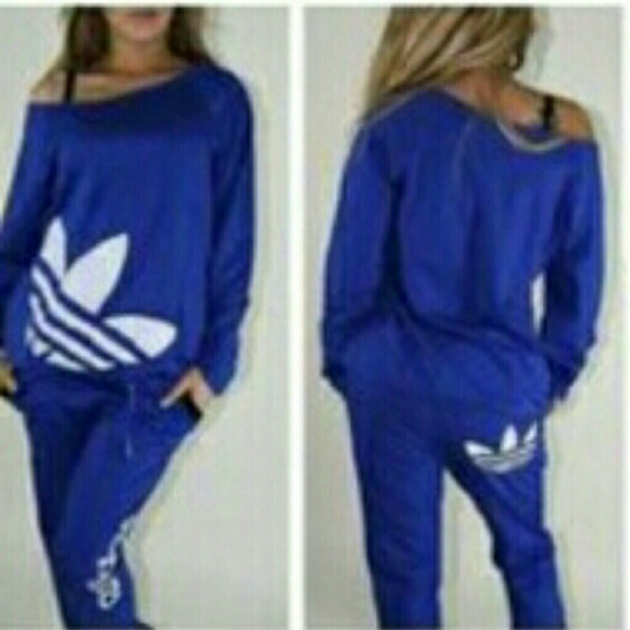 sweat suits adidas