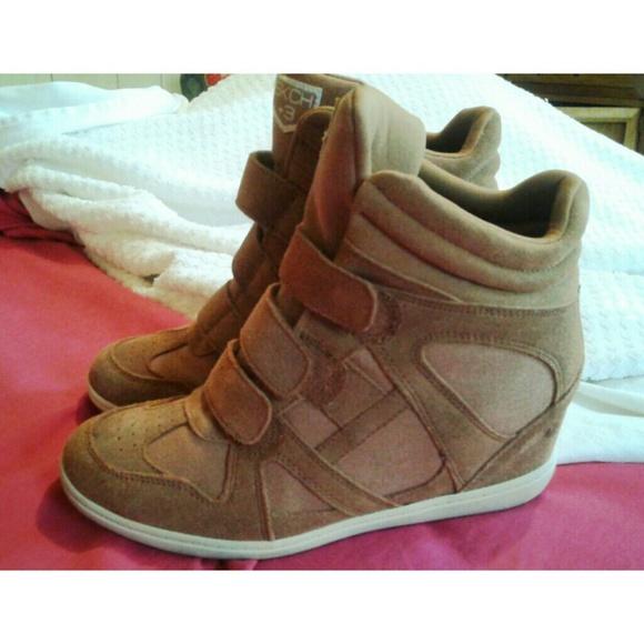 Skch +3 wedge shoes