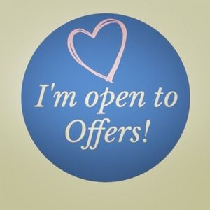 Other - 💜Love offers, make some!