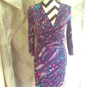 Armani Exchange Multi Color Dress