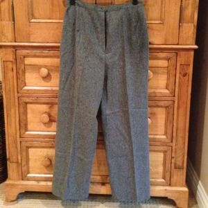 Personal Pants - Beautiful charcoal gray fully lined pants