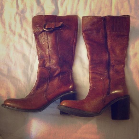 DSW Shoes | Dsw Boots Brown Vegan