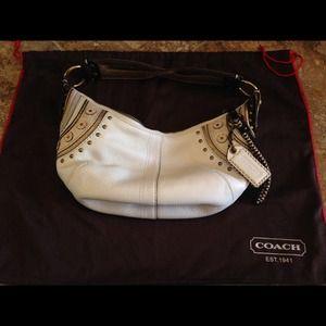 REDUCED!  Authentic Coach Handbag!