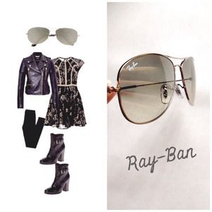 Ray-Ban SunglassesAuthentic