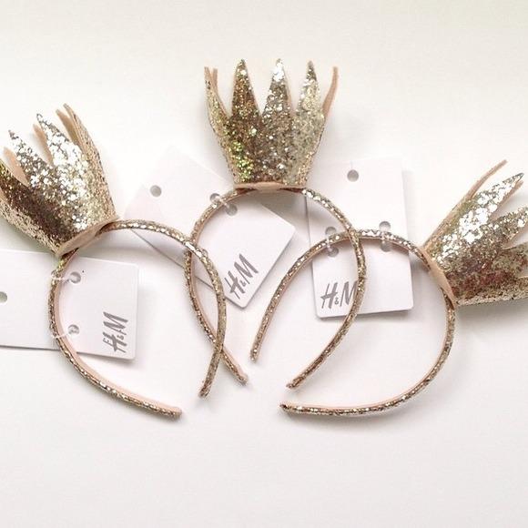 h m accessories hm crownheadband poshmark. Black Bedroom Furniture Sets. Home Design Ideas
