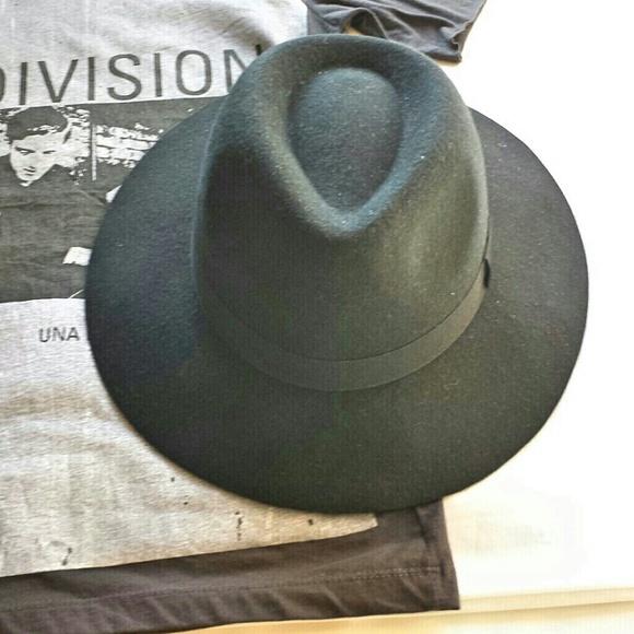 77c9d99e5 Wide Brim Fedora Hat