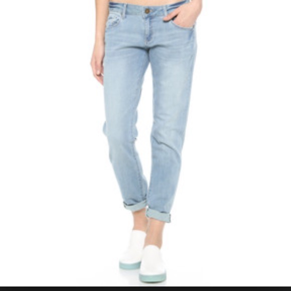 tapered low jeans h m