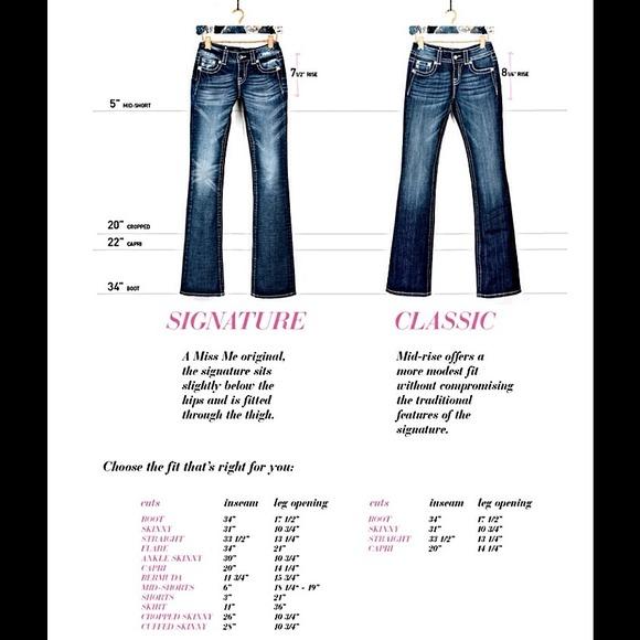 True Religion Jeans Women S Size Chart