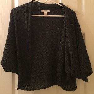 Kenar Jackets & Blazers - Kenar black cardigan