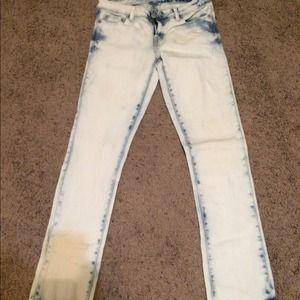 Aeropostale Bayla Skinny Jeans